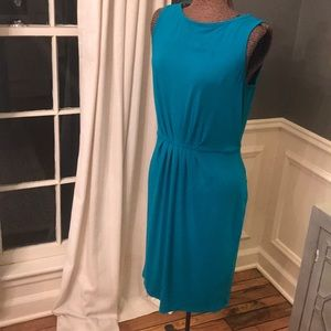 Ann Taylor gathered front dress
